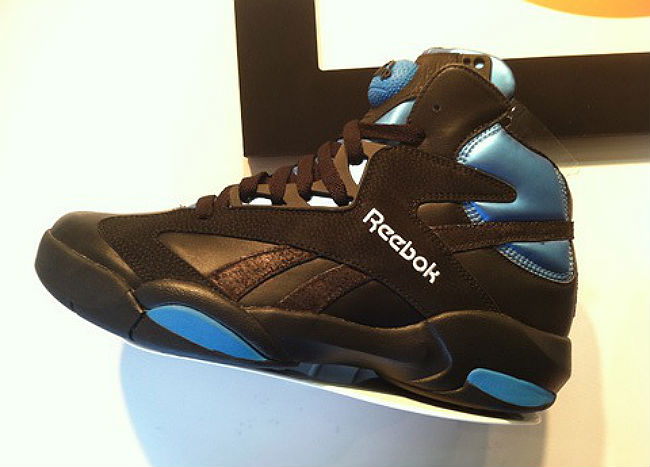 Reebok Shaq Attaq Black Blue (1)