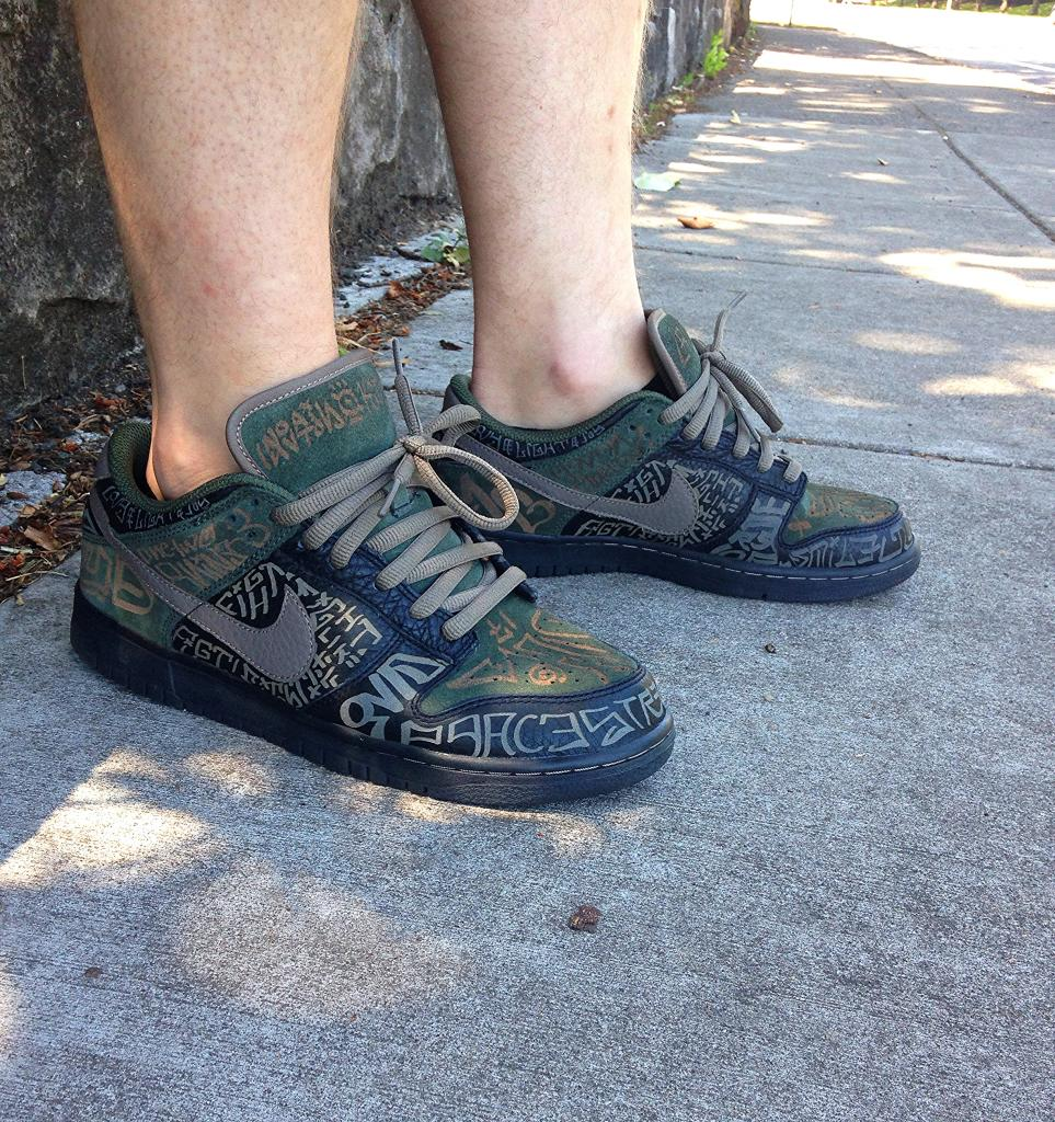 innovative design b8223 5bcc9 Sole Collector Spotlight // What Did You Wear Today? - 7.16 ...