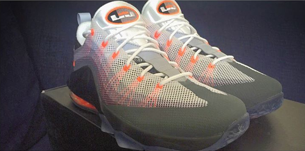 The Nike LeBron 12 Low x Air Max 95 Is Releasing | Sole