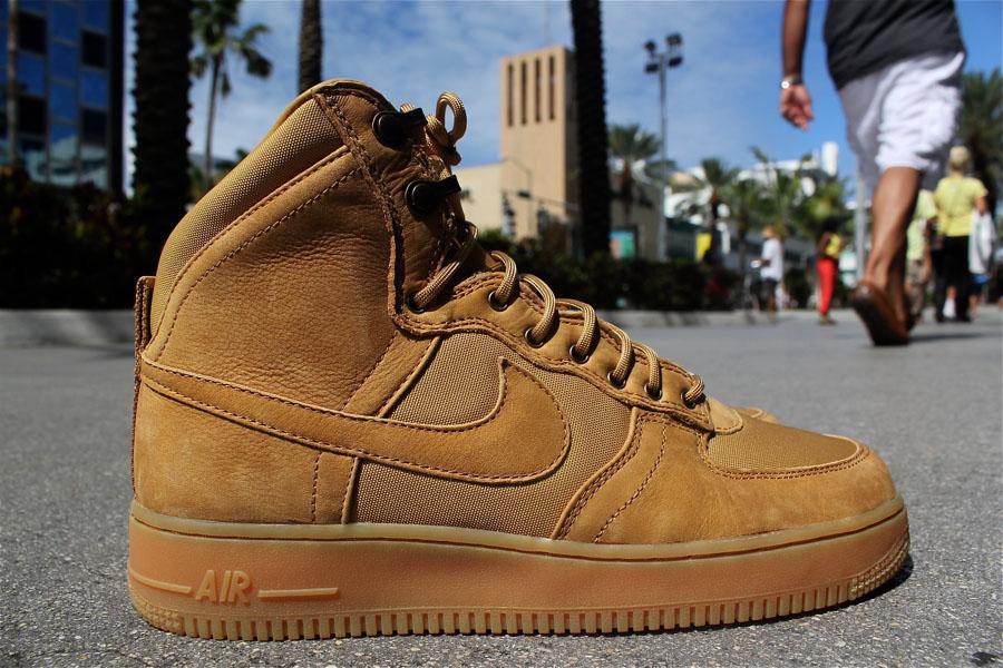 Nike Air Force 1 High DCN Military Boots 7ac0b9445