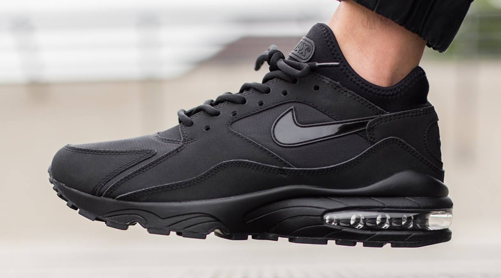 Nike Air Max 93s Are Back in Black