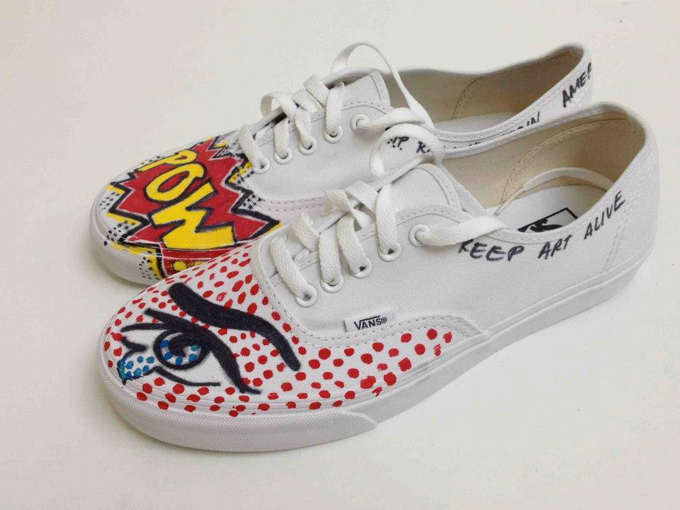 Van Shoe Designs
