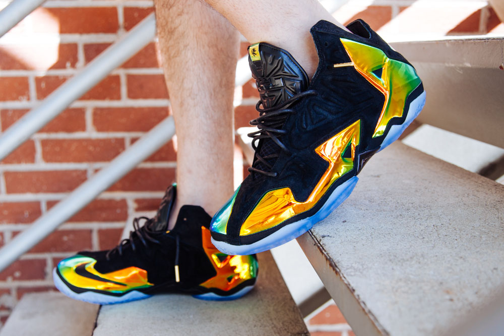 Nike LeBron XI 11 EXT King's Crown (9)