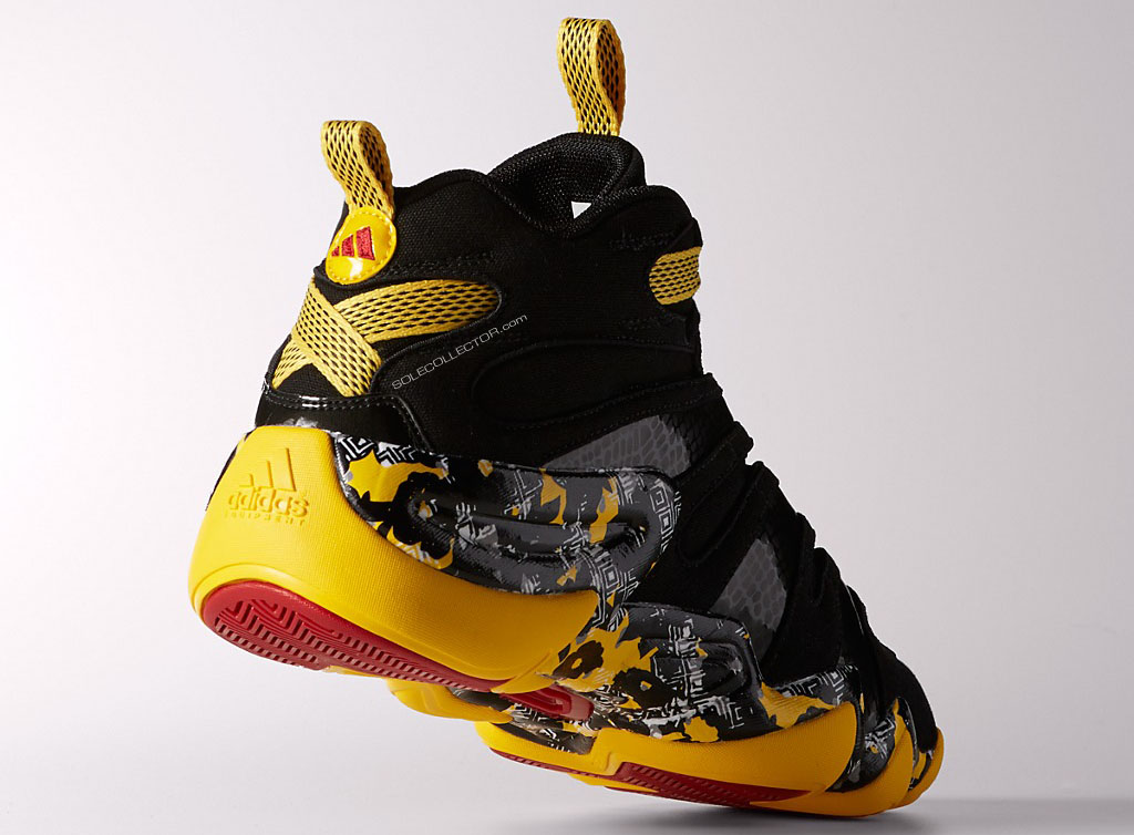 nike air max de moto pour hommes 6 - adidas Crazy 8 Visits the House of Mutombo | Sole Collector
