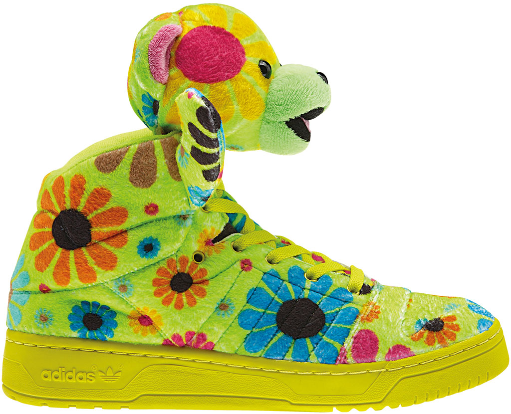 61de2021766972 adidas Originals by Jeremy Scott Fall/Winter 2012 Preview | Sole ...