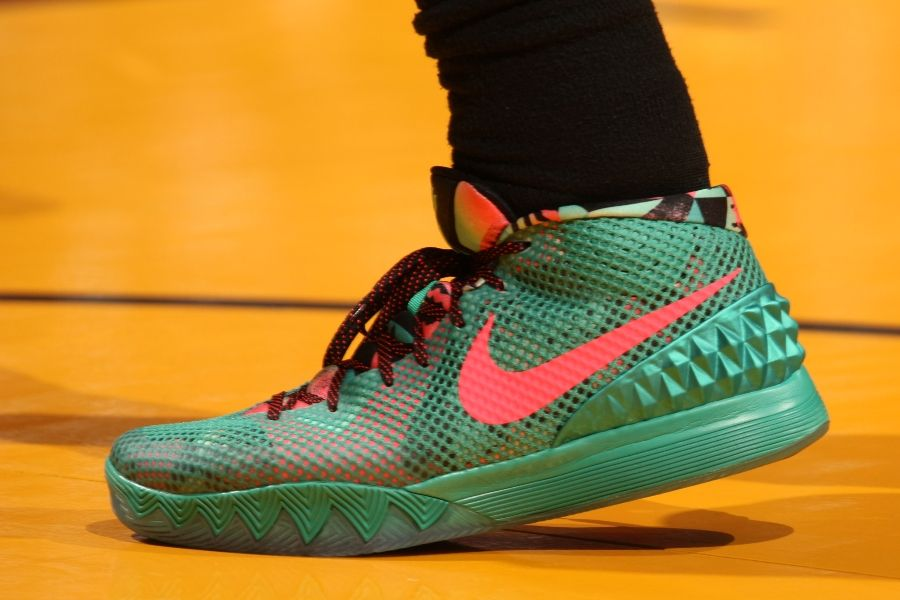 solewatch the nike kyrie 1 south beach for christmas