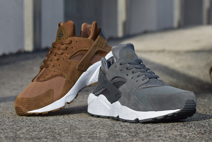 hot sales c951e a839b Tonal Huaraches arrive before Black Friday weekend.