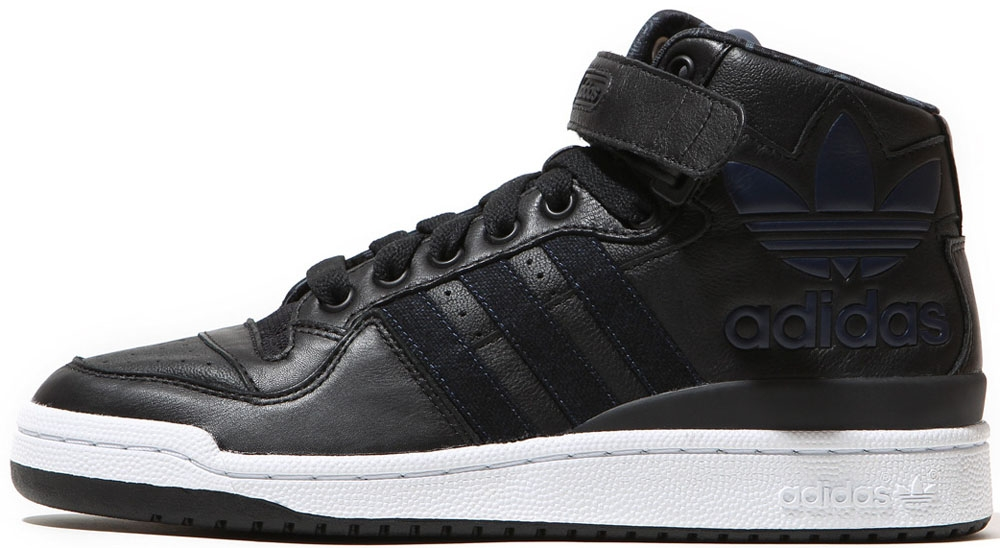 adidas Originals Forum Mid CNY Core Black/Navy-Running White