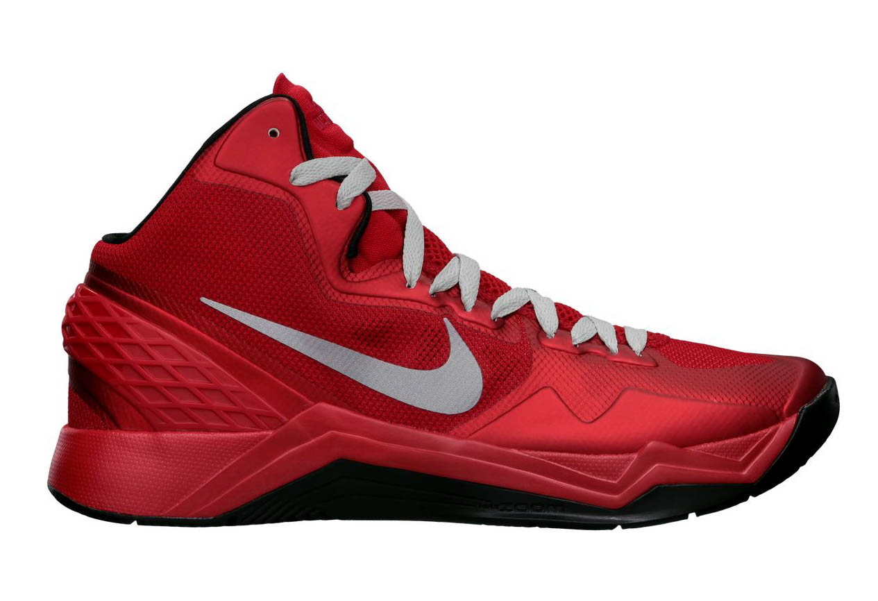 basket nike zoom air