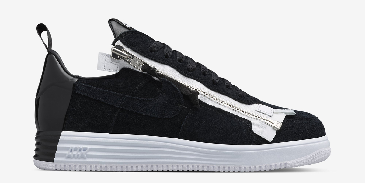 info for 187f3 a4595 The Bizarre ACRONYM x Nike Lunar Force 1 Releases This Week  Sole Collector
