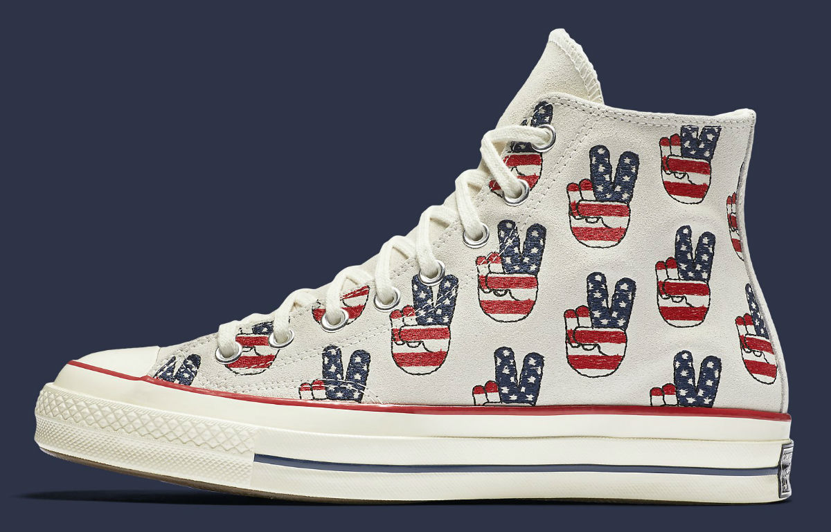 Converse Chuck Taylor Election Day Side 155450C-281