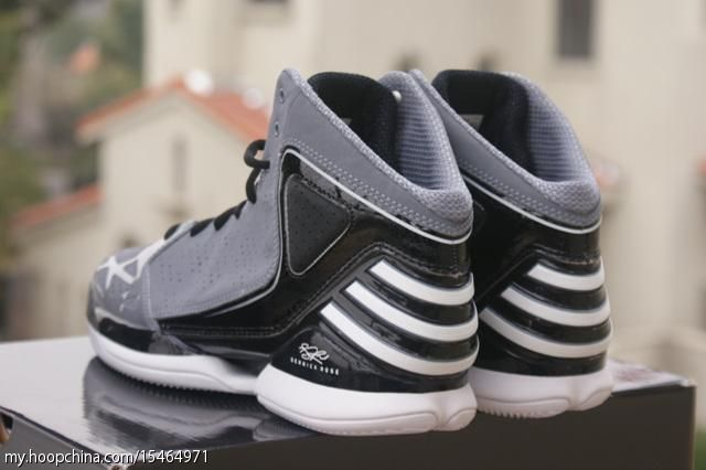 adidas Rose 773 Grey Black (2)