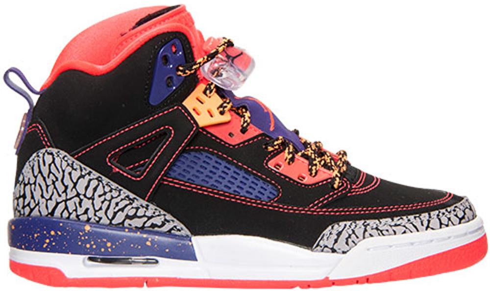 Shoe: Air Jordan 1 Retro High GS Colorway: Court Purple/Black-Bright Crimson -White Style No.: 705300-507. Price: $95.00
