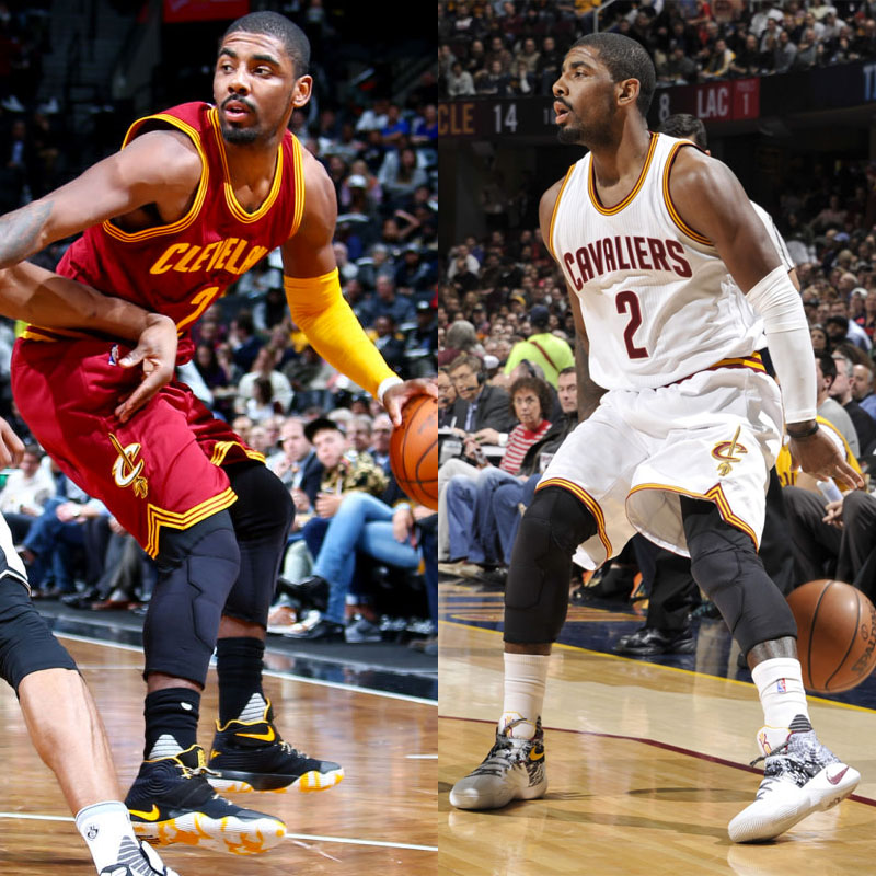 #SoleWatch NBA Power Ranking for January 24: Kyrie Irving