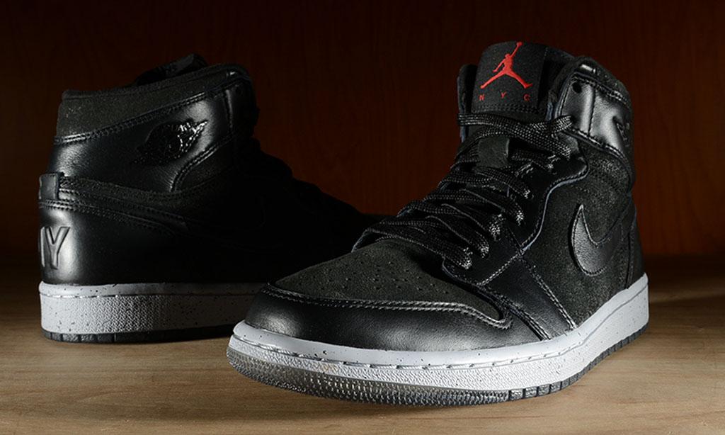 The Air Jordan 1 Retro High 'NYC' is