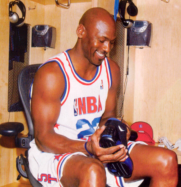 #2350 // 50 Classic Michael Jordan All-Star Game Photos (7)