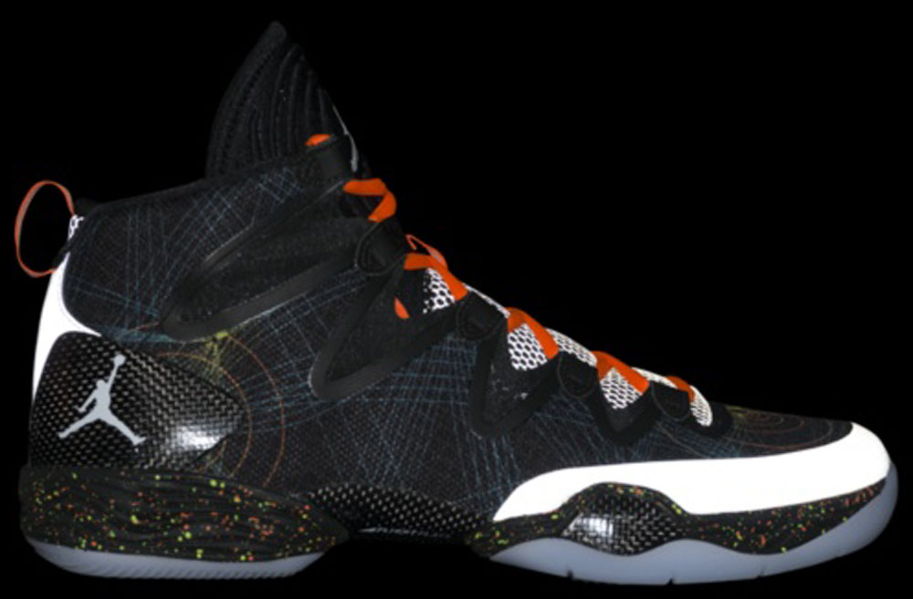 5be233de749b57 The Air Jordan XX2 prominently featured 3M on the back heels with a  camo-like design throughout. Two colorways of the regular XX2 as well as  the two 5 8 ...