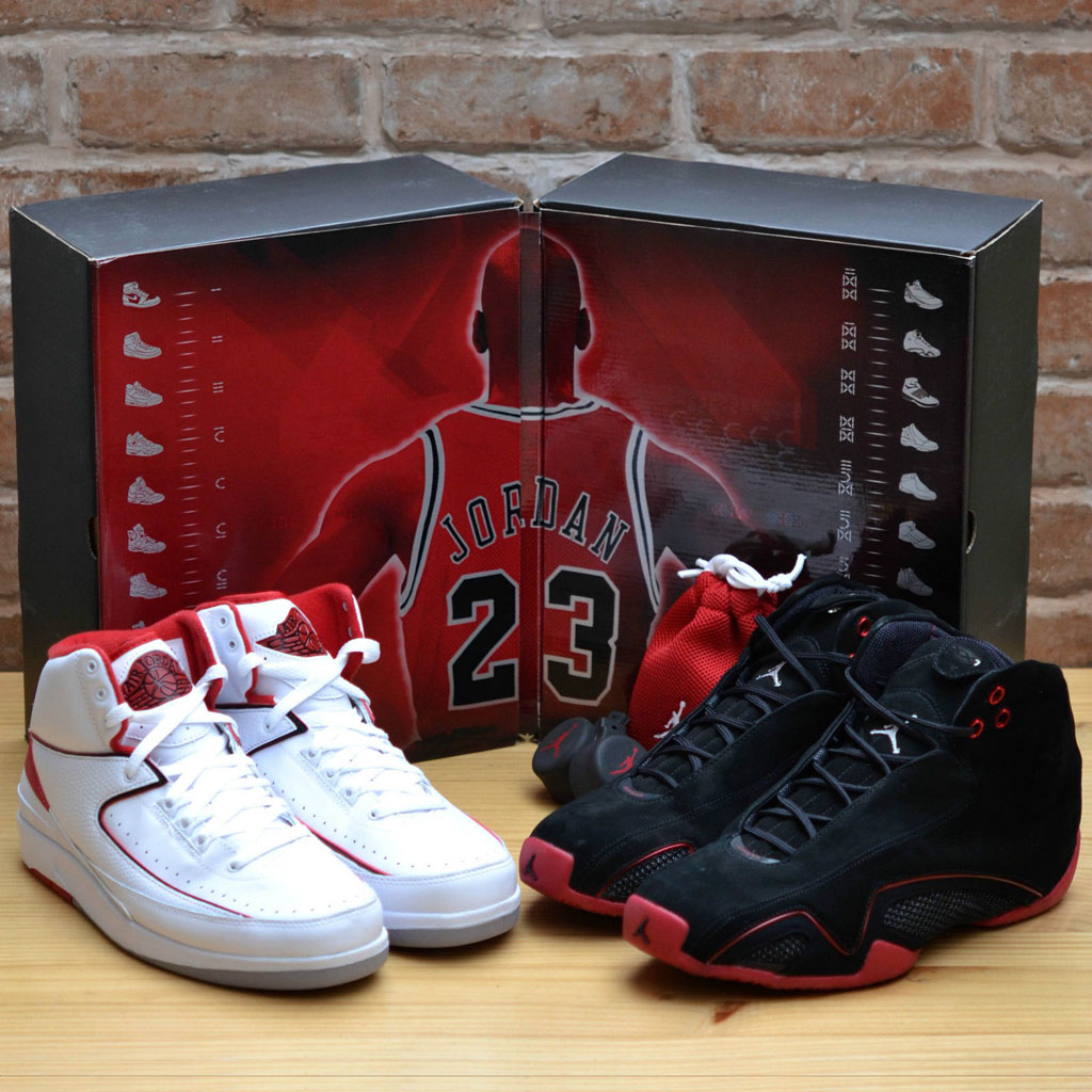 Air Jordan Countdown Pack CDP 2 & 21