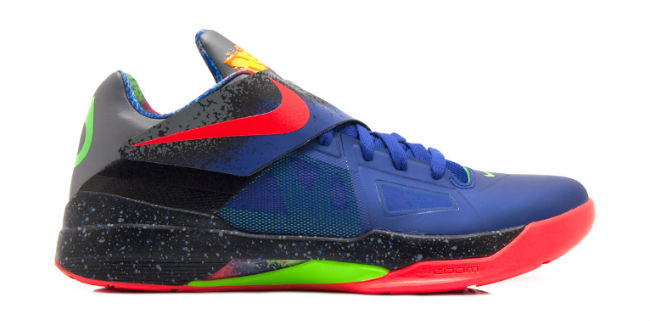 Top 24 KD IV Colorways for Kevin Durant\u0027s 24th Birthday // NERF