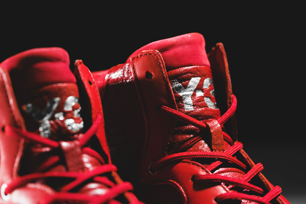 adidas Y-3 Rydge All-Red (3)