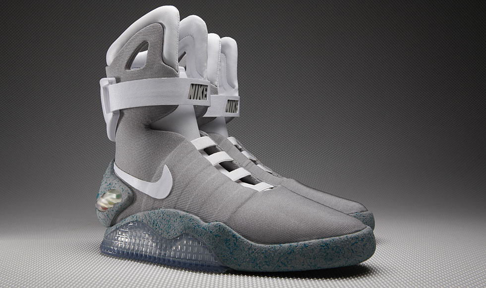The Top 10 Strapped Sneakers of All-Time: Nike MAG