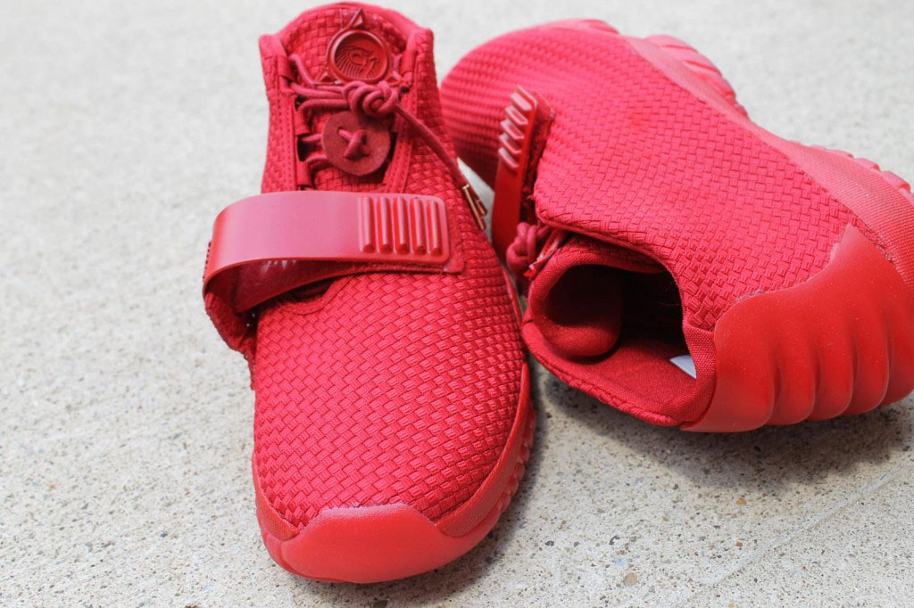 0f83a08db0ec Air Jordan Future x Nike Air Yeezy 2  Red October  by Aristat26 ...