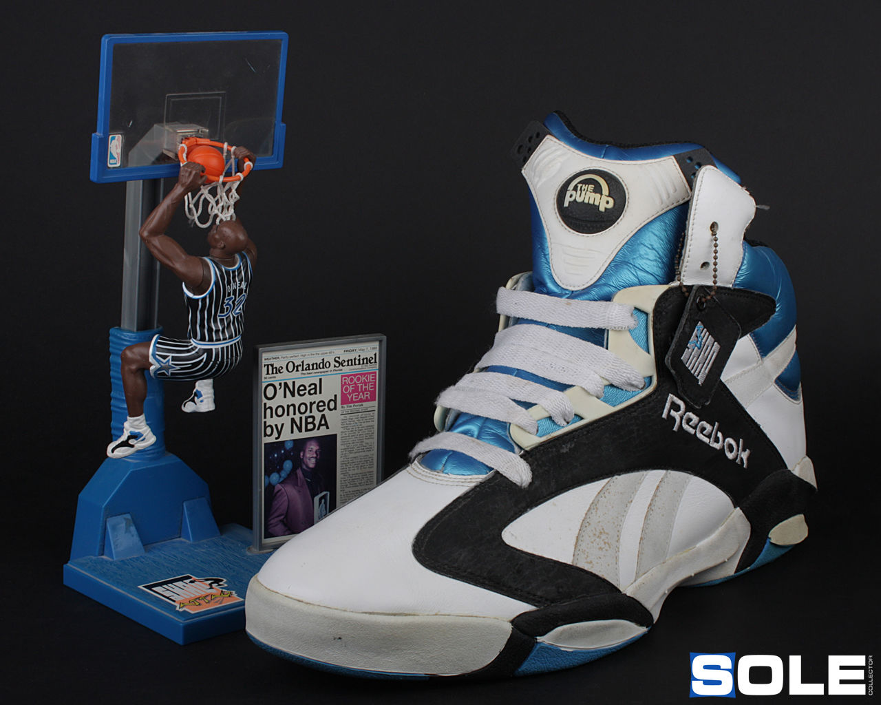 Reebok Shaq Attaq I Orlando Magic Wallpaper