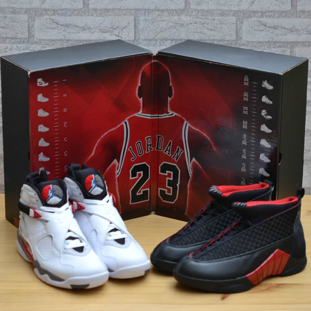 Air Jordan Countdown Pack CDP 8 & 15