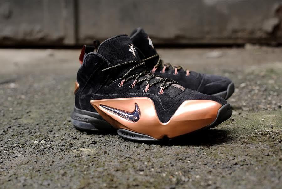 ed571f1a7631 The  Copper  Nike Penny 6 Release Nears