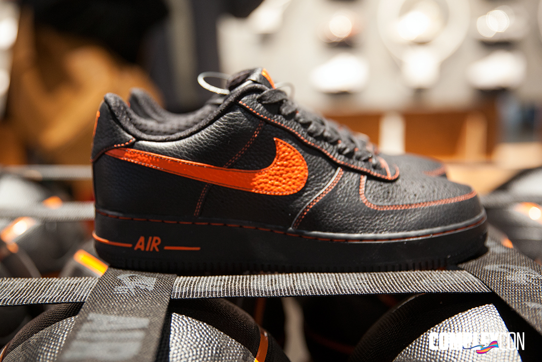 Vlone Nike Air Force 1 ComplexCon