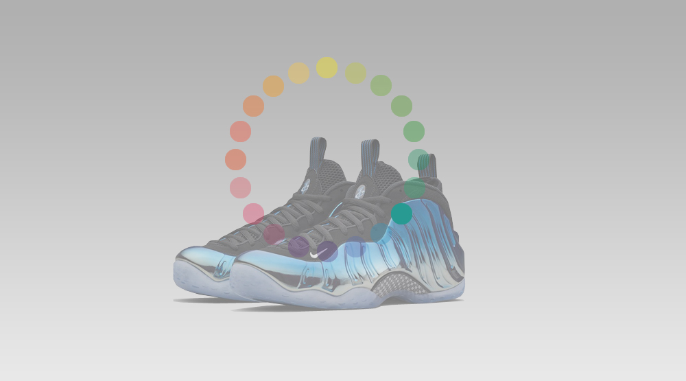 best service 59914 c9ded Check out the history of the Nike Air Foamposite.