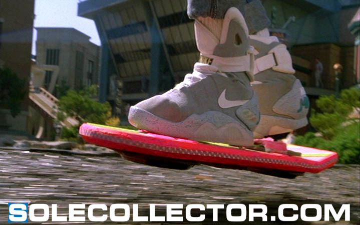 Proceeds from the Nike Air Mag charity auction will benefit the Michael J.  Fox Foundation's on-going efforts towards finding a cure for Parkinson's.