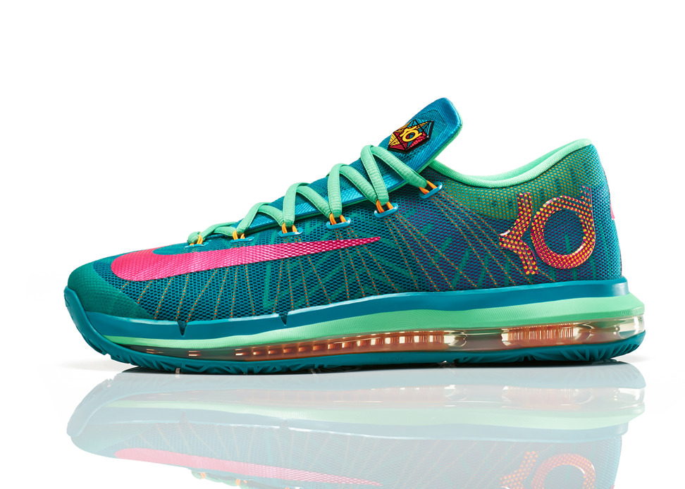 Nike KD 6 Elite Hero Profile