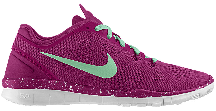NIKEiD Free TR 5 Mother's Day by Tobias Harris