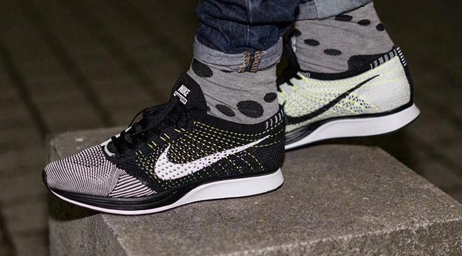 Nike Roshe Courir Volts Coureurs Flyknit