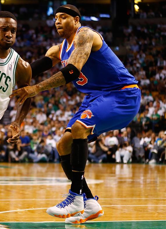 premium selection 08cf0 78887 NBA Sneaker Watch // Jordan Brand - Playoffs Week 1 | Sole ...