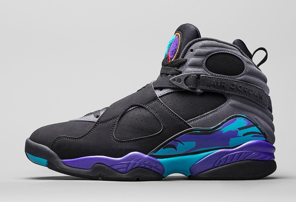 Air Jordan 8 Retro Eau 15