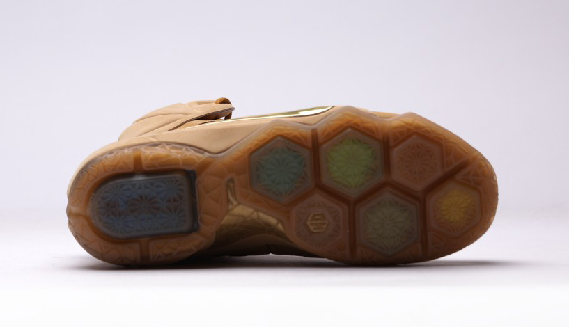 newest 6b35b 252d7 Release Date: Nike LeBron 12 'Wheat' | Sole Collector