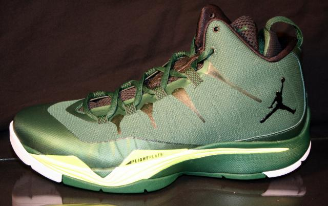 ae32902f3dc Jordan Super.Fly 2 - Green Sample | Sole Collector