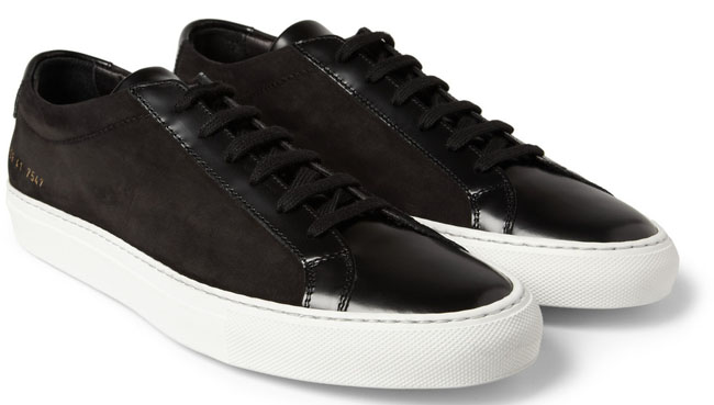 MR PORTER Exclusive Common Projects