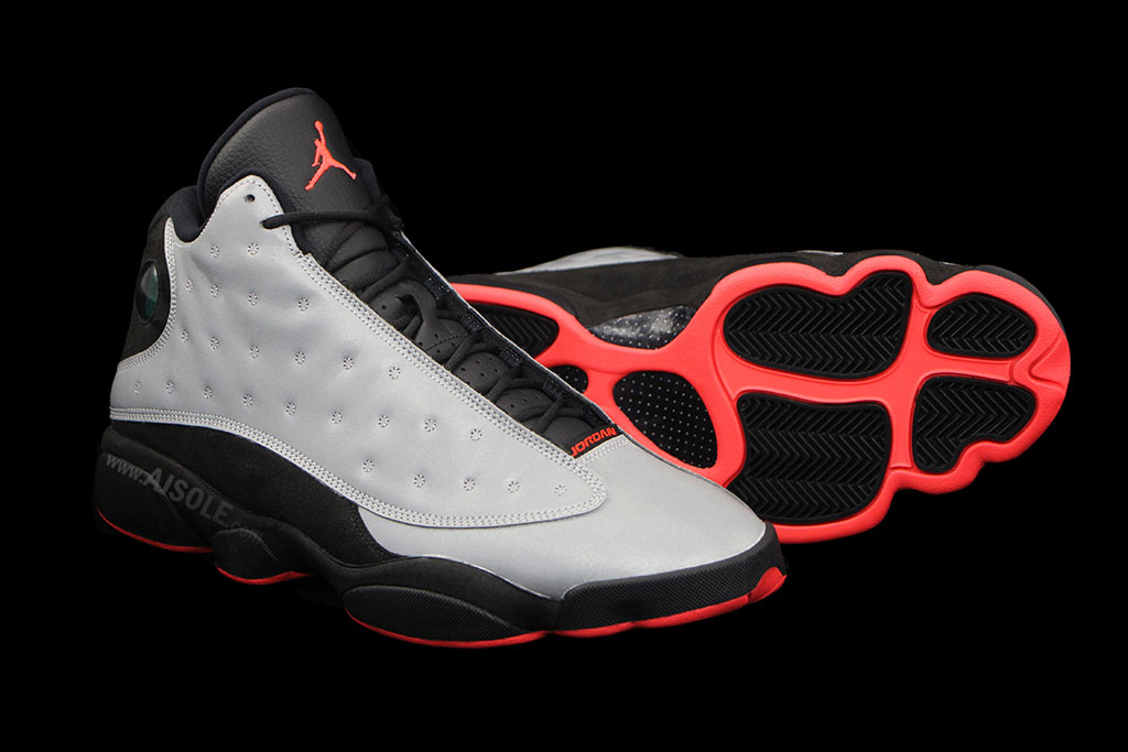 8e945a3380 Air Jordan 13 Retro Premium 'Reflective Silver' | Sole Collector