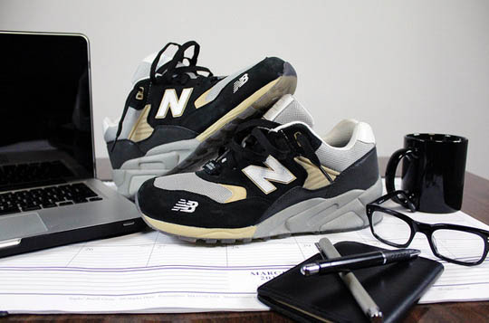 Burn Rubber x New Balance 580 Workforce Pack 10