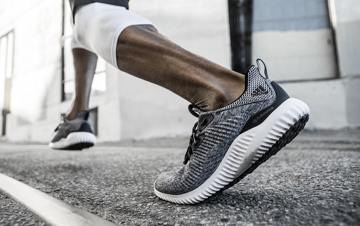 outlet store fd83b be83f Engineered Mesh Alphabounce Image via Adidas Alphabounce Engineered Mesh