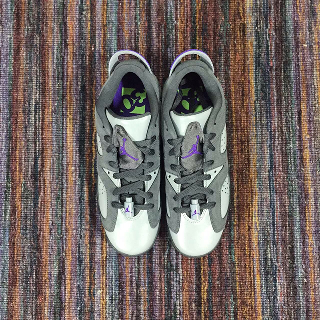 47456feead7c6a A Release Date for the  Ultraviolet  Air Jordan 6 Low