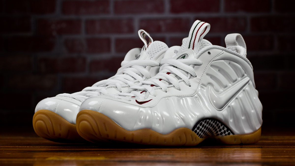 best authentic bbeea c4648 Here s a Look At the  Winter White  Nike Air Foamposite Pro On-Foot   Sole  Collector