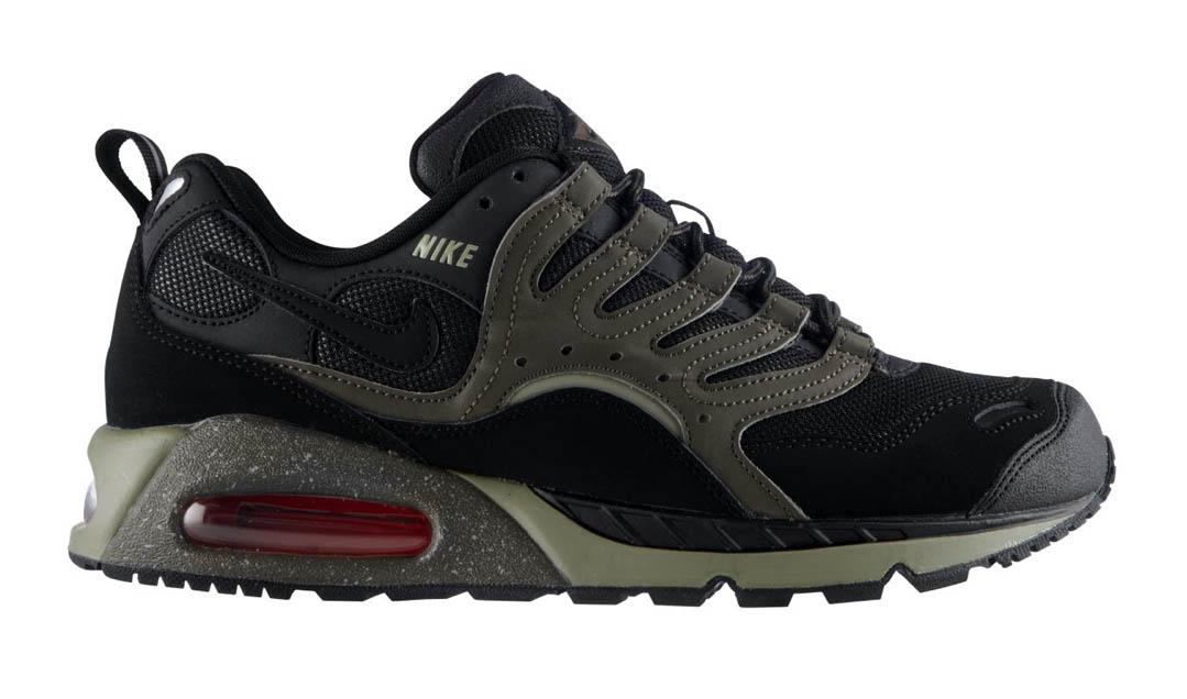 competitive price 3a9bb 2a3a6 Nike Air Max Humara 'Black/Silver Sage