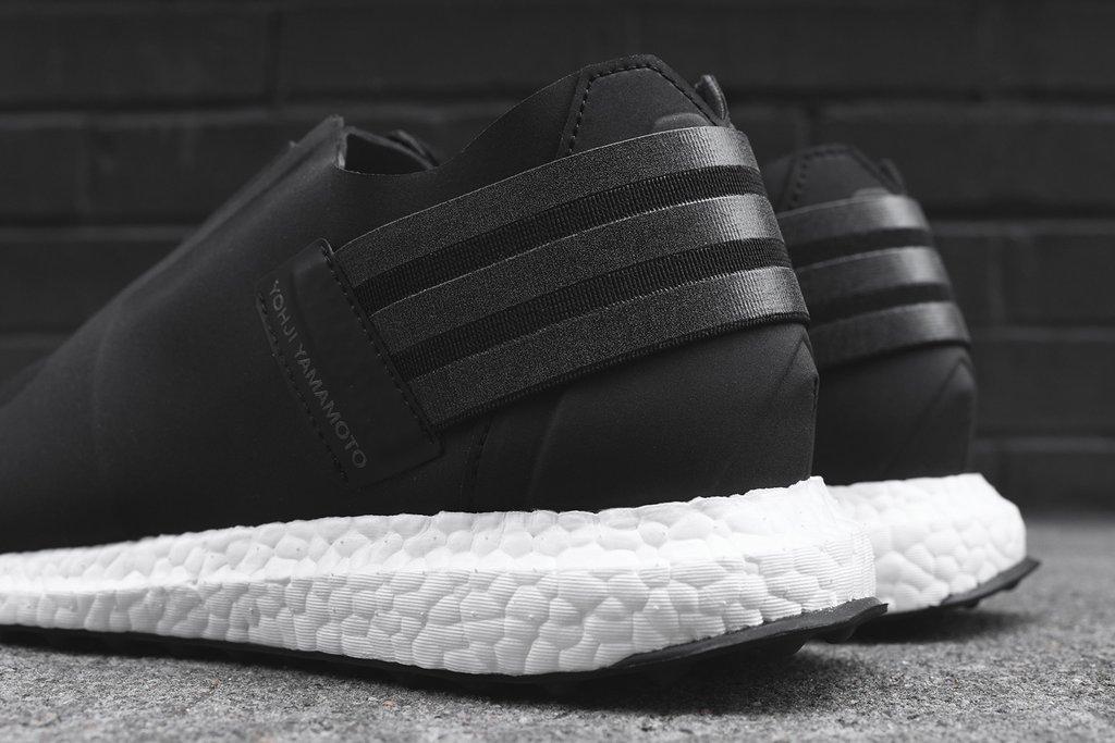 Adidas Y3 X Ray Zip Up Heel Detail