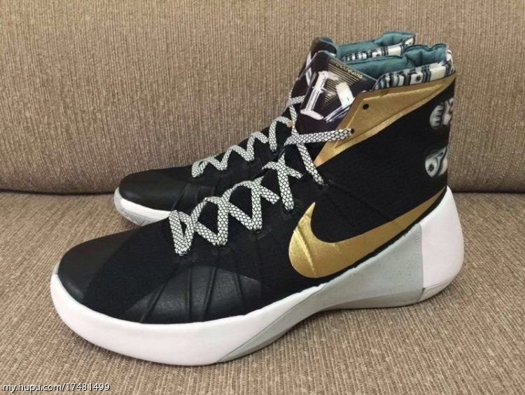 609952e6e9f5 Nike Goes in a Different Direction with the Hyperdunk 2015