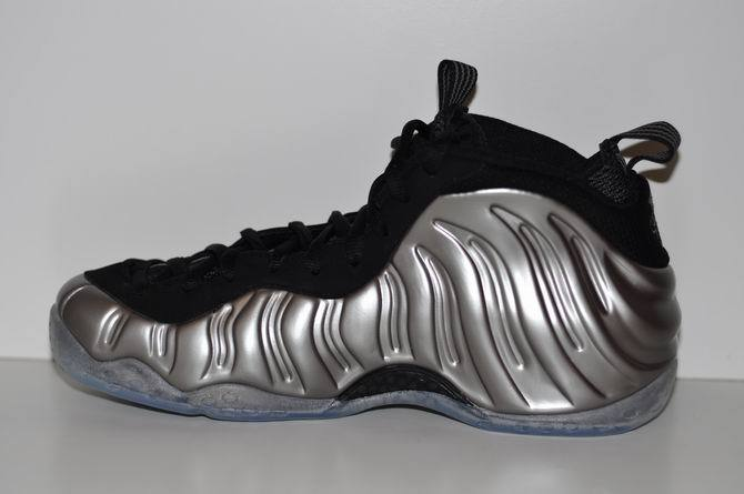 Official Photos of the Nike Air Foamposite One Shattered ...