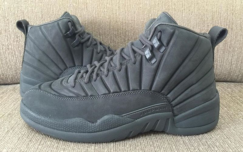 PSNY x Air Jordan 12 Dark Grey 130690-003